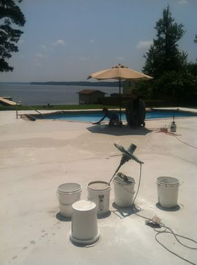 Custom Made Odom Swimming Pool Project