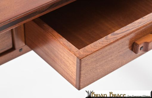 Custom Made Greene And Greene Desk