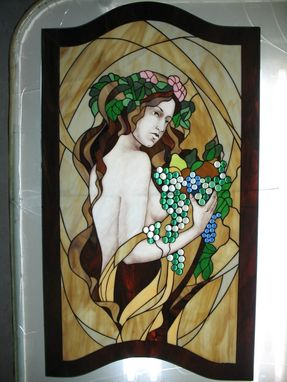 Custom Made Stained Glass Reproductions