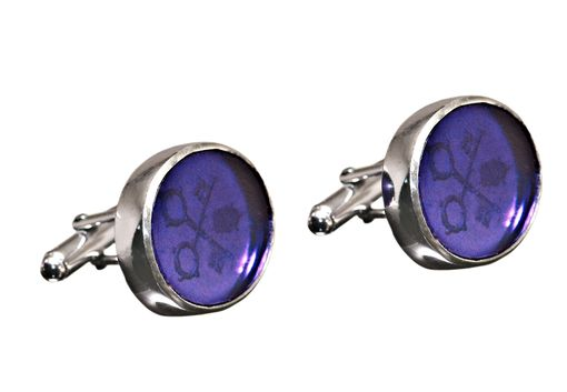 Custom Made Custom Cufflinks Ecclesiastical