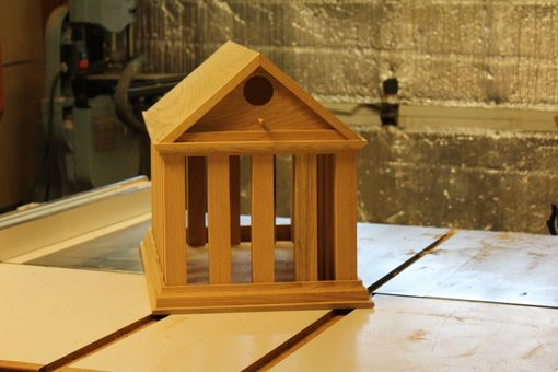 Custom Made Bird House