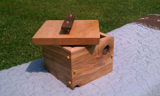 Custom Made Small Trinket Box