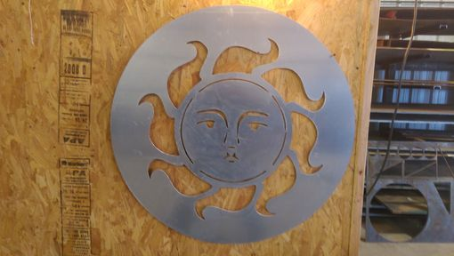 Custom Made Cnc Plasma Cut Art Work
