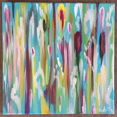 Custom Made Abstract Paintings