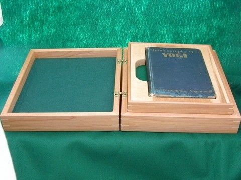 Custom Made Custom Box For Collectible Book
