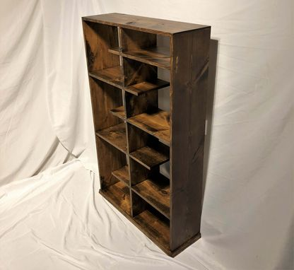 Custom Made Contemporary Bookshelf
