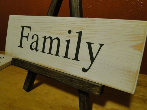 Custom Made Handmade Rustic And Distressed Wood Signs
