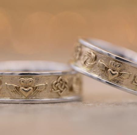 the custom experience - Custom Made Wedding Rings