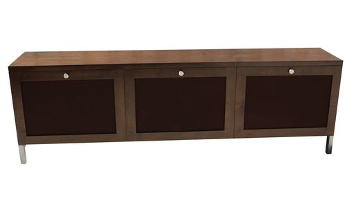 Custom Made Edgemont Media Cabinet
