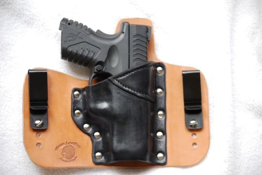Custom Made In The Pants Holster
