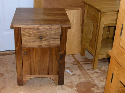 Custom Made Side Tables And Night Stands