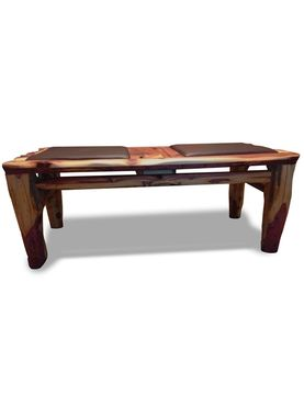 Custom Made Eastern Comfort Cedar Table