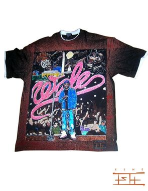 Custom Made Custom Shirt Created For Wale
