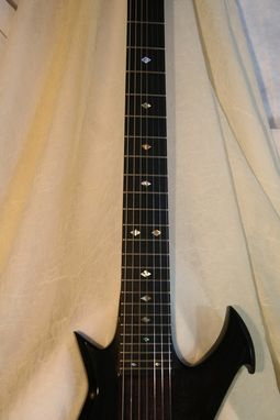 Custom Made Ed Talorda Signature Series,  Warbird D7