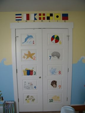 Custom Made Charlie's Room