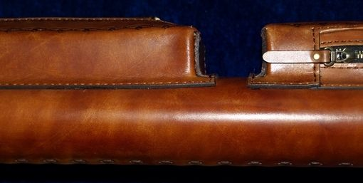 Custom Made All Paul Ⅲ - Leather Poolstick Case