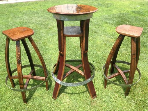 Custom Made Stavin Bistro Set