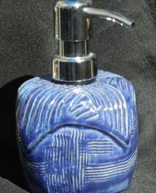Custom Made Soap Or Lotion Dispenser