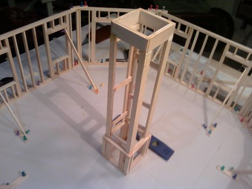 Custom Made Real Framed Doll House