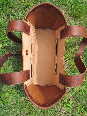 Custom Made Leather Handbag/Purse
