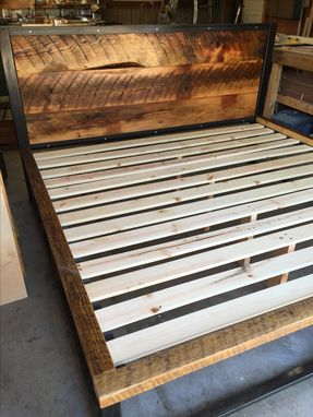 Custom Made Killian Bed
