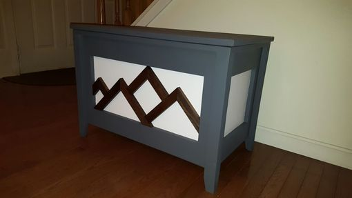 Custom Made Toy Box/ Hope Chest