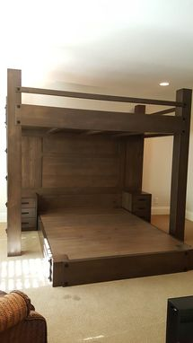 Farmhouse Bedroom Furniture Night Stands