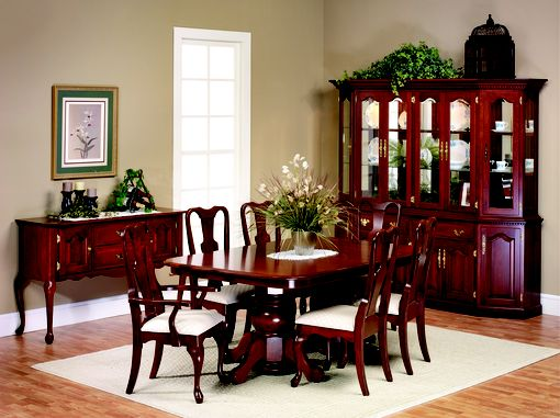 Custom Made Victorian Dining Set