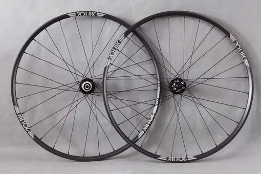 "Custom Made 29"" 18mm Mtb Carbon Wheelset"
