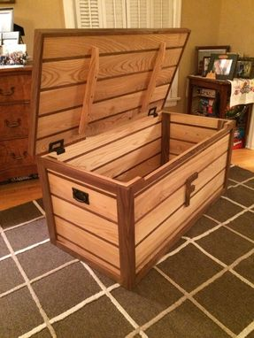 Custom Made Custom Heirloom Toy Box/Chest