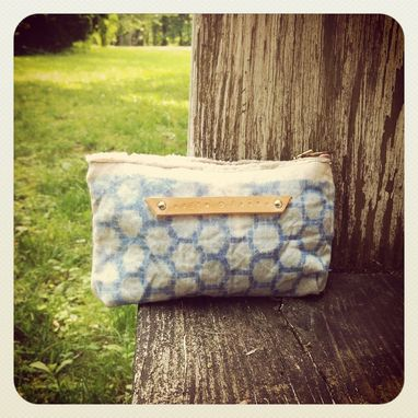Custom Made Sun Printed Pouch