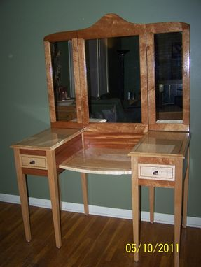 Custom Made Vanity / Dressing Table