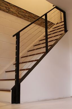 Custom Made Cable Railing