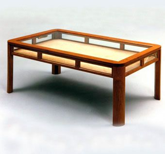 Custom Made Collector's Table