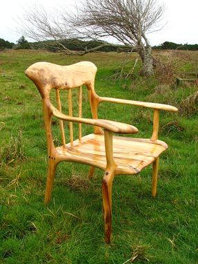 Custom Made Lyre Chair