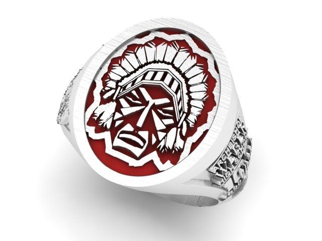 products georgetown grande preparatory ring rings championship baron school