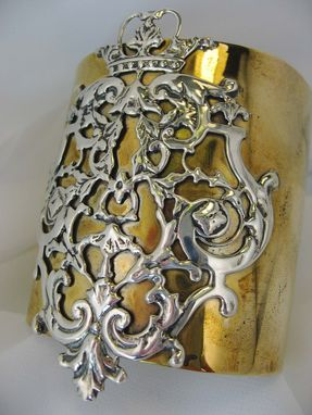 Custom Made Royal Cuff