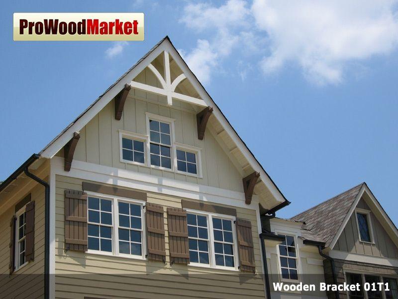 Custom Made Wooden Bracket by Pro Wood Market | CustomMade.com