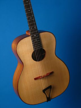 Custom Made Eclipse Style-A Acoustic Guitar