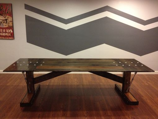 Custom Made Gathering Table