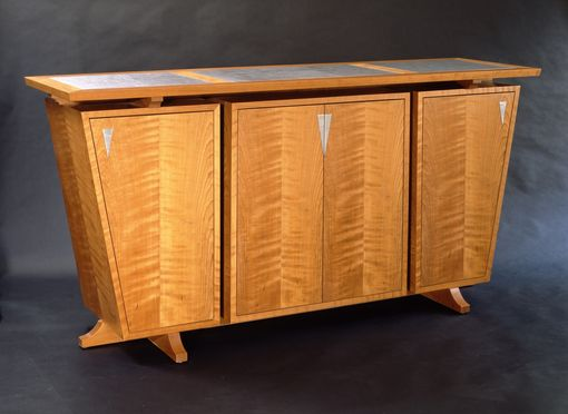 Custom Made Keystone Sideboard