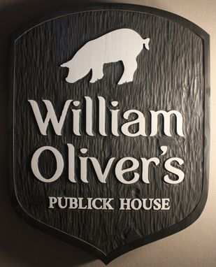 Custom Made Pub Signs, Home Bar Signs, Tavern Signs, Restaurant Signs, Saloon Signs By Lazy River Studio