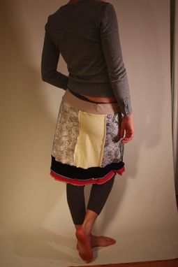 Custom Made Secret Garden Eco Skirt - Size Large (12)