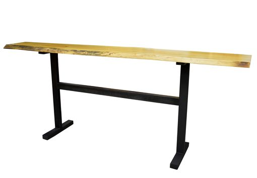 Custom Made Adjustable Height Desk
