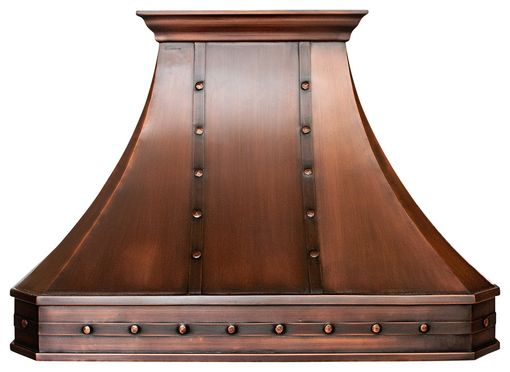 Custom Made Classic Range Hood 48""