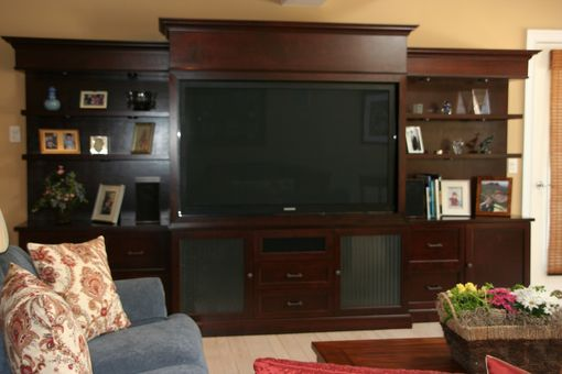 Custom Made Contemporary Home Theater