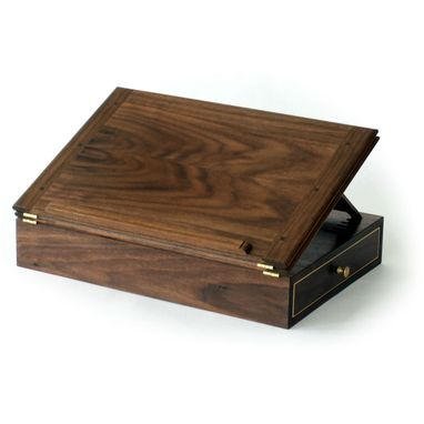 Custom Made Thomas Jefferson's Lap Desk