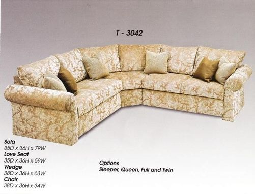 Custom Made Living Room Sectional