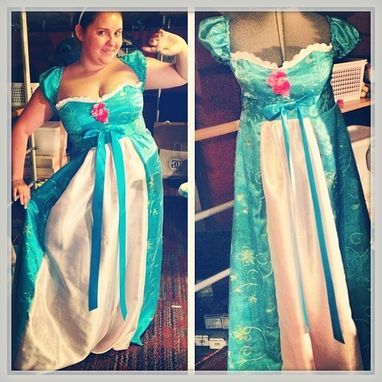 Custom Made Cosplay Princess Dresses