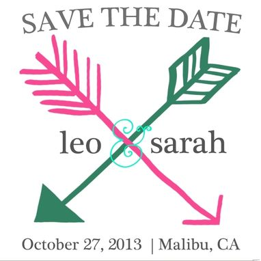 Custom Made Save The Date